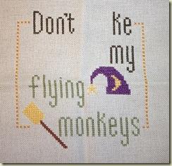 Flying Monkeys 9-25-10