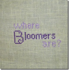 Spring Bloomers 4-13-11