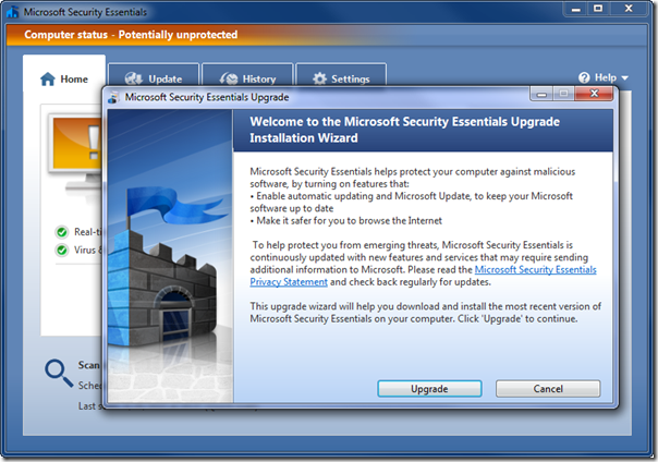 Tinkering with windows new version of microsoft security for Microsoft windows latest version
