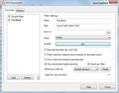 RSS Downloader