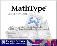 About Math Type 6.5c
