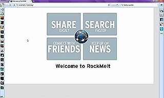 RockMelt Browser