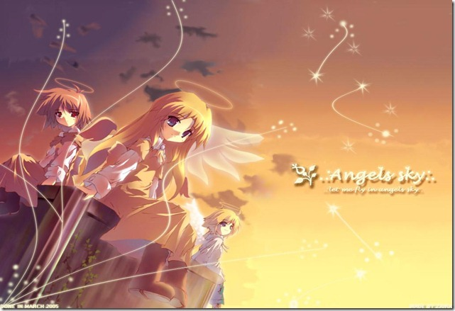 Manga-wallpaper-angels-sky-1024-768-01417