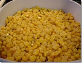 Mexican casserole 3 - corn