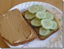 cucumber sandwich 1