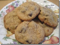 Betty Crocker chocolate chip cookies