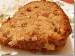 Pine-Applesauce Cake