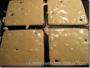 multigrain waffle batter