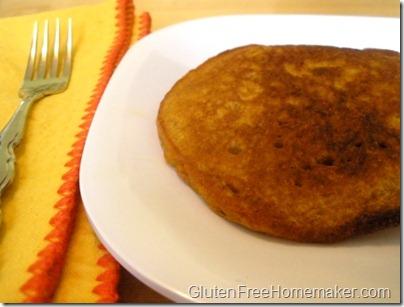 butternut pancake