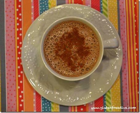 Ellen's latte