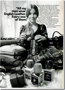 squeaky english leather