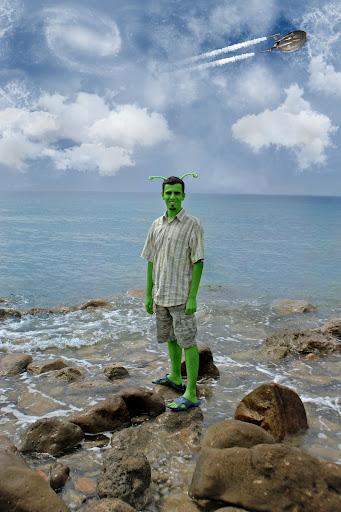 Green Boyfriend