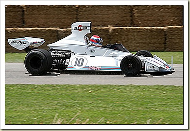 Brabham Ford BT42 F1.