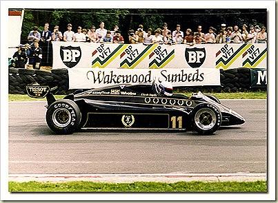 JPS Lotus 91 F1 1982