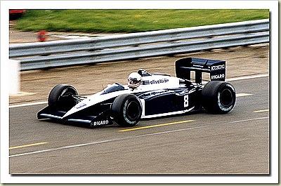 Brabham BT 56 1987