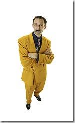 vendeur jaune