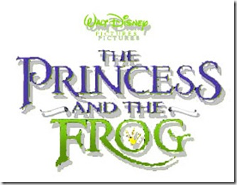 THE PRINCESS AND THE FROG Walt Disney Pictures Christmas 2009_jp