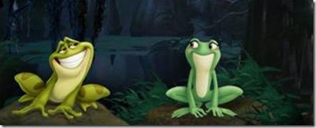 PN and Tiana Frog01