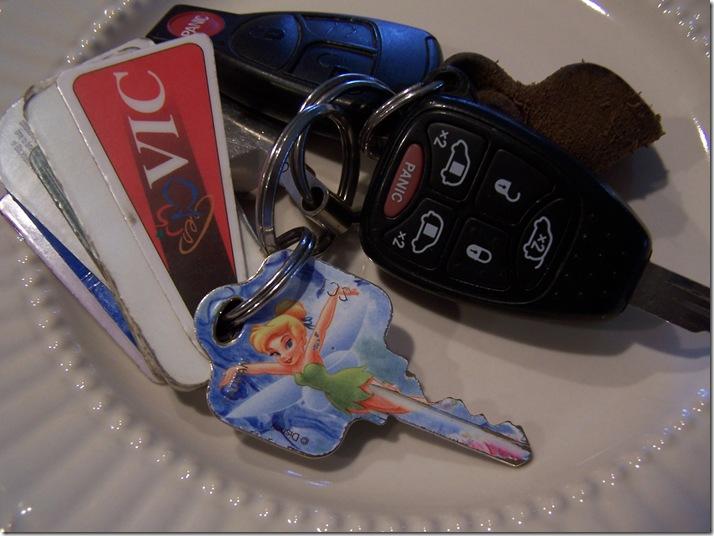 Tinker Bell Key 006