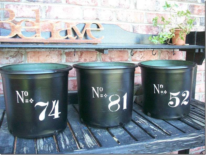 Flower Pots 006