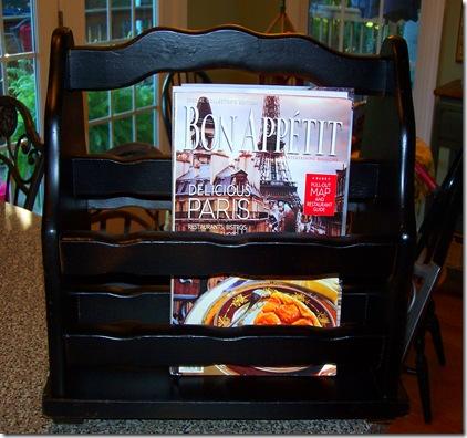 Magazine rack 003