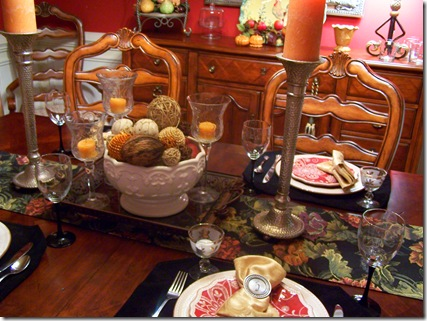 Thanksgiving Table 012
