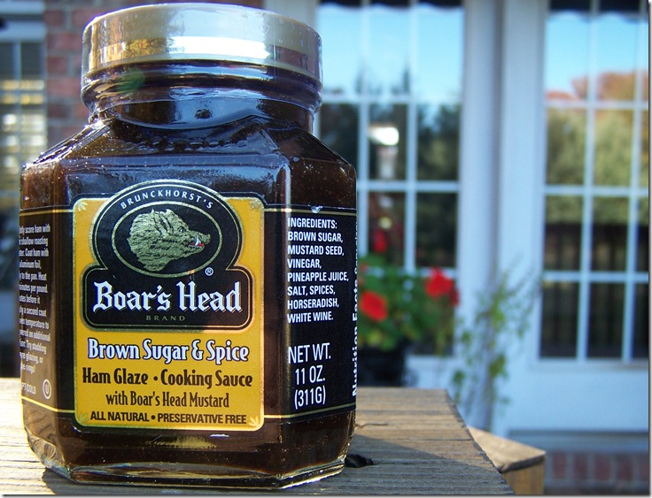 Boar's Head Glaze Jar 009