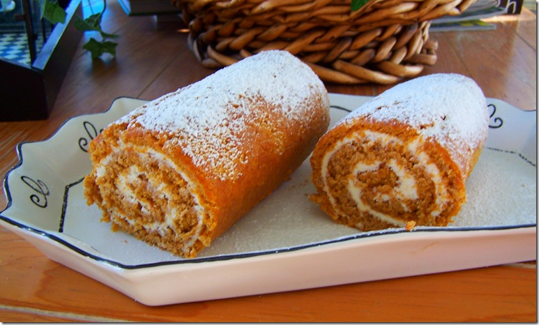 Pumpkin Roll and Goodwill Art 007