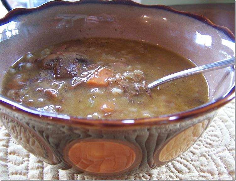 Beef Barley Soup 021