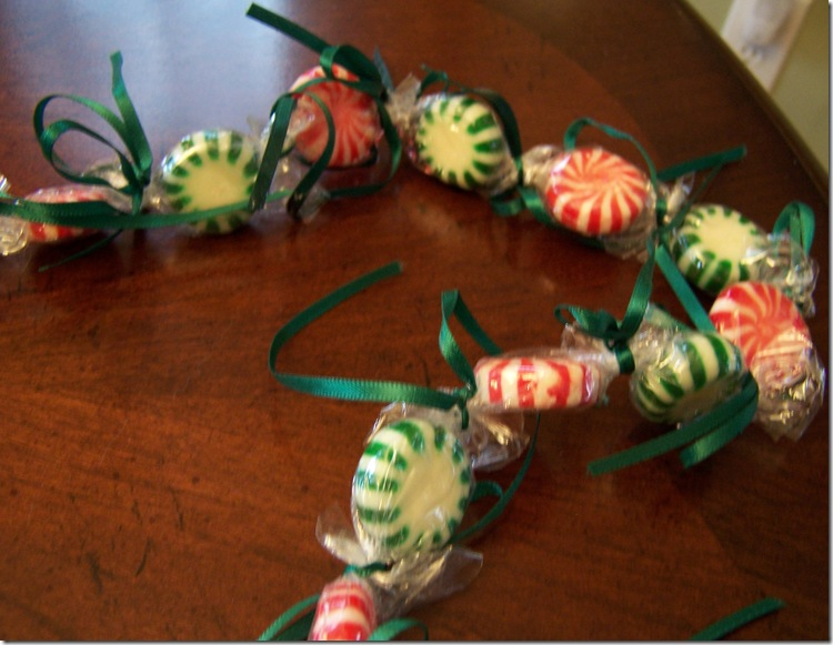 Candy garland 009