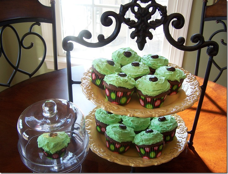 St. Pat&#39;s Cupcakes 045