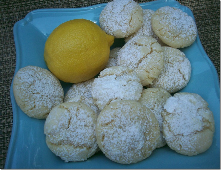 Lemon Crinkle Cookies 028