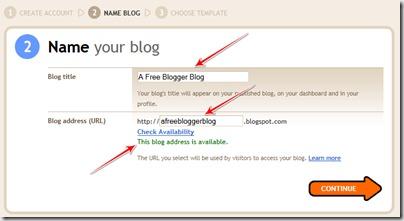 make blogger blog3