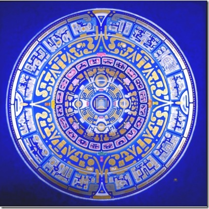 StarWheel 025 Toltec Shield