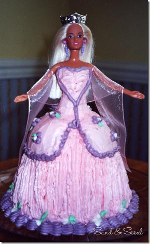 Barbie Princess Cake Design : barbie princess cake ideas
