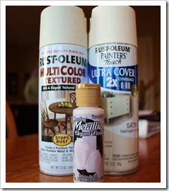 paints used