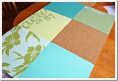 arrange style tiles