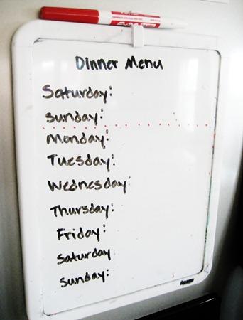 menu planner 003