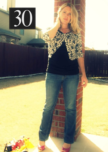 day 30 outfit