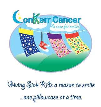 Conkerr Cancer Logo
