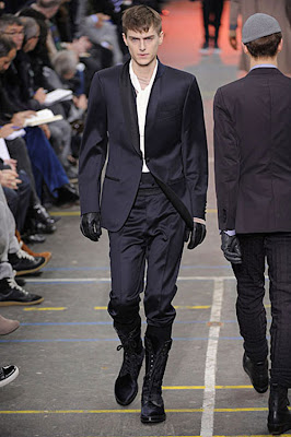 lanvin homme fall 2009