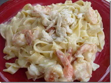 crab and shrimp alfredo 001