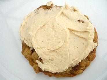resized cookie