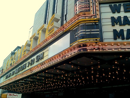 movie marquee (day)