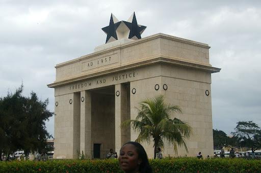西非行之迦納