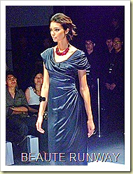 Swarovski at Audi Fashion Festival Jayson Brunsdon Dress  01