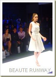 Swarovski at Audi Fashion Festival Jayson Brunsdon Dress 12