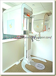 orchard scotts dental x ray machine view