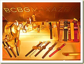 bcbc max azria basel watches collection beaute runwa