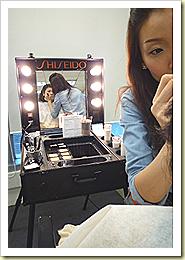 Shiseido spring makeover